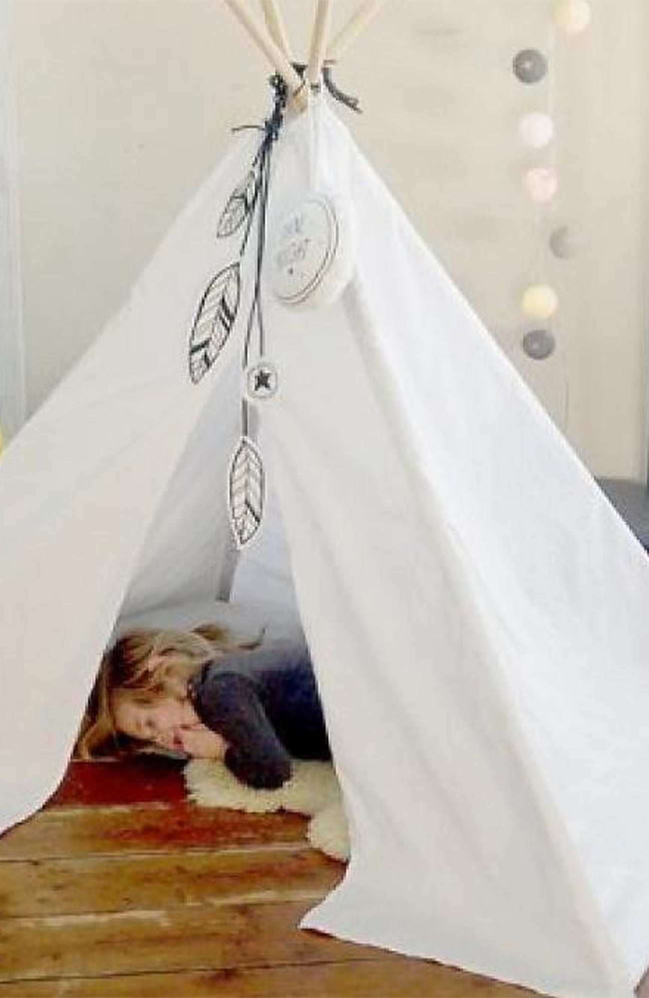 Kids Basic Teepee ~ A Little Loverly Company