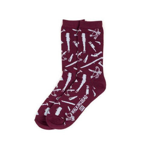 Weapons LC Exclusive Socks (Walking Dead)