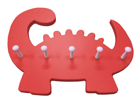 Dinosaur Coat Racks