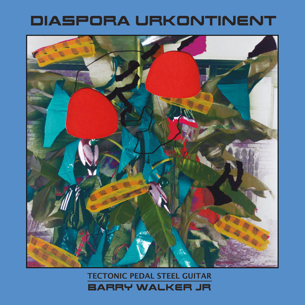 Barry Walker - Diaspora Urkontinent