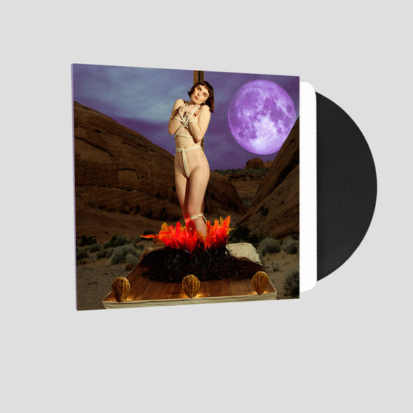 Young Ejecta - Build A Fire 12""