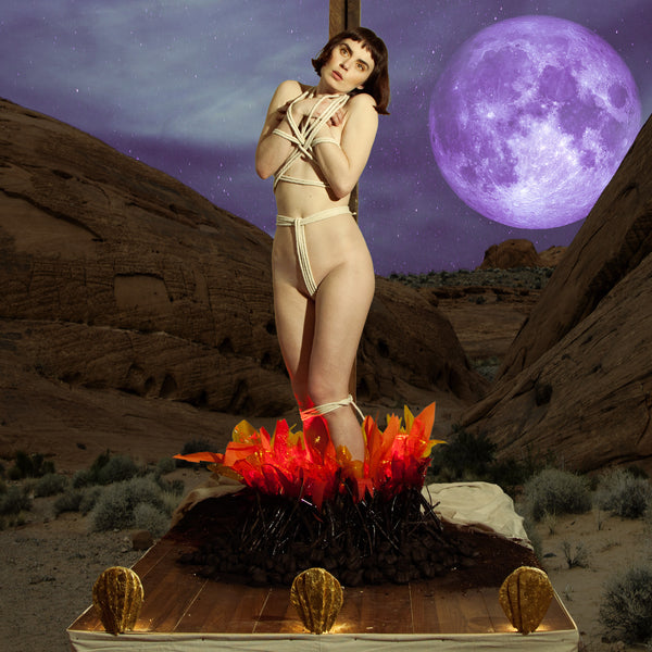 "Young Ejecta - Build A Fire 12"" (PREORDER)"
