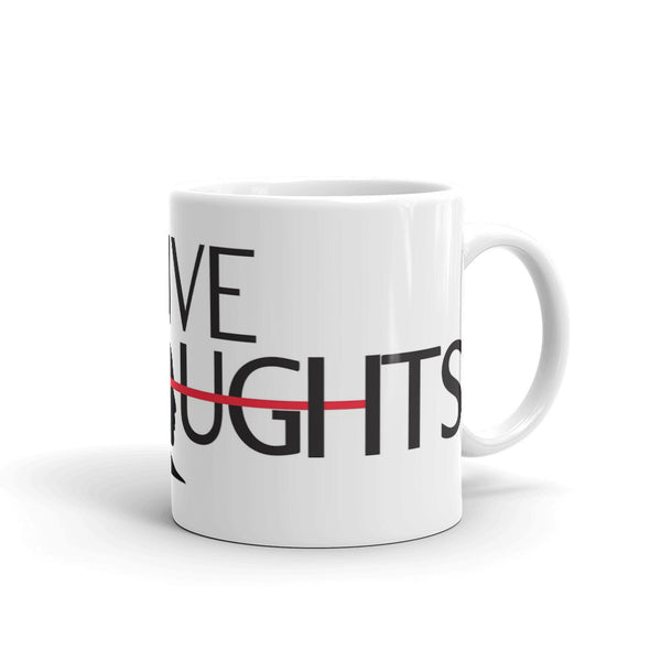 Xklusive Thoughts Coffee Mug
