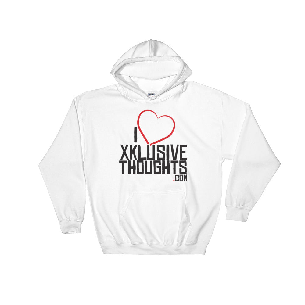 Xklusive Thoughts Hooded Sweatshirt