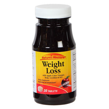 Nature's Measure Weight Loss Formula, 30 ct.