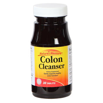 Nature's Measure Colon Cleanser, 30 ct.