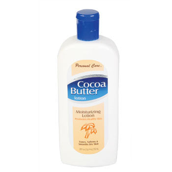 Personal Care Cocoa Butter Lotion, 20 oz.