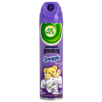 Air Wick 4-in-1 Lavender & Chamomile Air Freshener, 8-oz. Can
