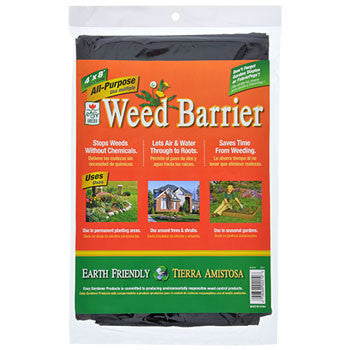 Easy Gardener All-Purpose Weed Barriers, 4x8 ft.