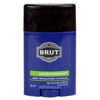 Brut Revolution Scented Deodorant, 2.25-oz. Stick