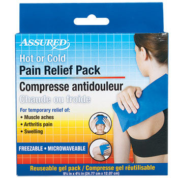 Hot or Cold Reusable Pain Relief Pack