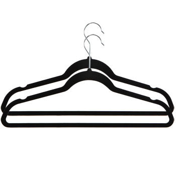 The Home Store™ Felt-Covered Swivel Head Hangers