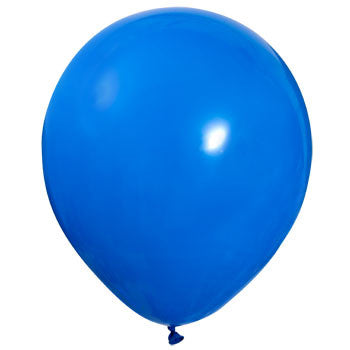 "Blue Latex Balloons, 12"", 15-ct. Pack"