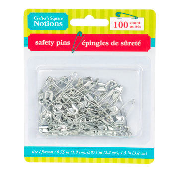 Crafter's Square Assorted Safety Pins