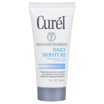 Curél Daily Moisture Lotion, 1-oz. Tube