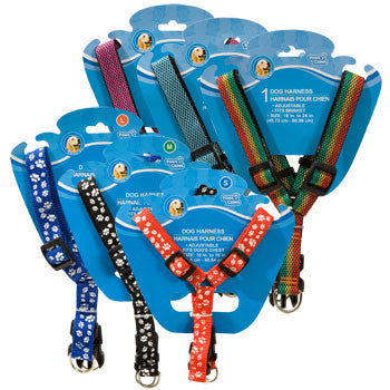 Assorted Dog Harnesses