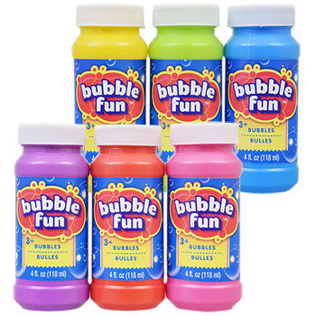 Bubbles with Wands, 3-ct. Pack