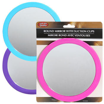 Mirrors with Suction Cup Mounts