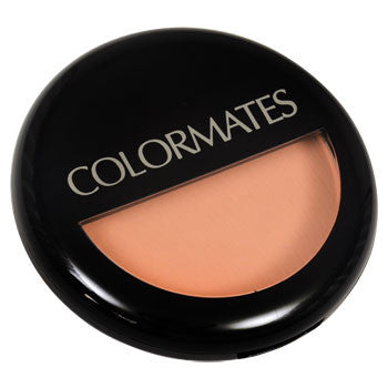 Colormates Natural Beige Pressed Powder Compact