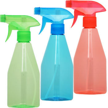Colorful Spray Bottle, 14 oz.