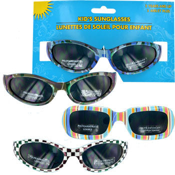 Kids' Fashion Sunglasses Mystery Bag of 3!