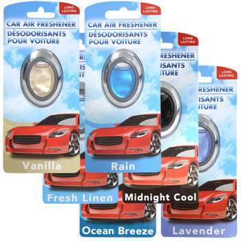 Clip-on Scented Oil Automotive Air Freshener