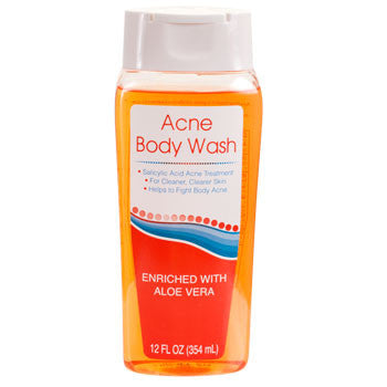 Acne Body Wash, 12-oz. Bottle