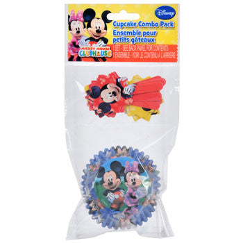Disney Mickey Mouse Clubhouse Cupcake Combo Packs, 36-ct. Pack