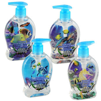 Aquarium Series Liquid Hand Soap, 7.5-oz. Dispenser