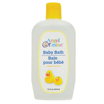 Angel of Mine Baby Bath, 15-oz. Bottle