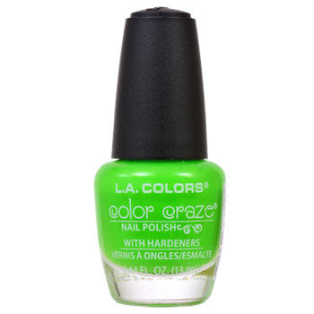 L.A. Colors Color Craze Mint Nail Polish, .5-oz. Bottle