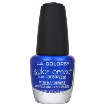 L.A. Colors Color Craze Wired Nail Polish, .44 oz.