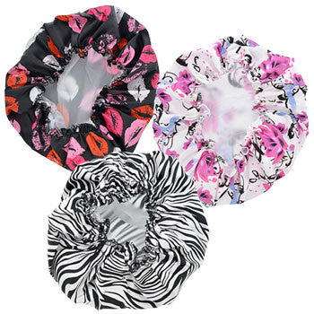 April Bath & Shower Fashion Shower Cap