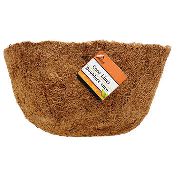 Garden Collection Pre-Molded Coconut Liner, 10 in.