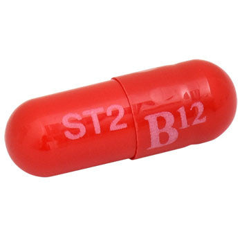 Stacker2 B-12 Plus Extreme Energy Capsules, 4-ct. Pack