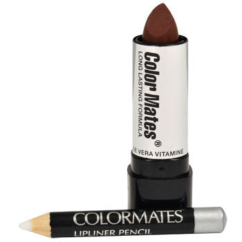 Colormates Black Orchid Lipstick and Lipliner Pencil