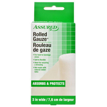Assured Rolled Gauze