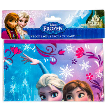 Disney Frozen Loot Bags, 8-ct. Pack