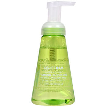 Aerofoam Luscious Pear Foaming Liquid Hand Wash, 10-oz. Bottle