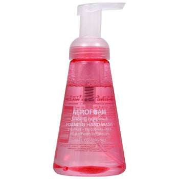 Aerofoam Juicy Grapefruit Foaming Liquid Hand Wash, 10-oz. Bottle