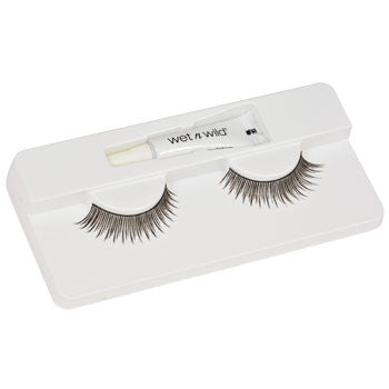 Wet n' Wild Shutter Shock False Eyelashes with Adhesive