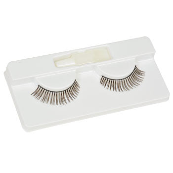 Wet n' Wild Shredding the Fringe False Eyelashes with Adhesive