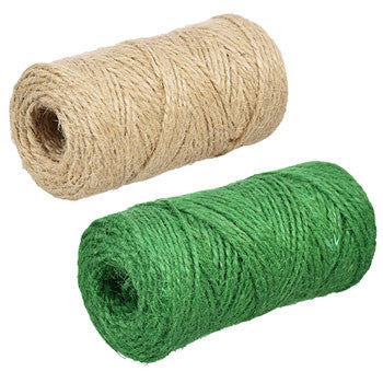 Garden Collection Jute Cord, 180-ft. Rolls