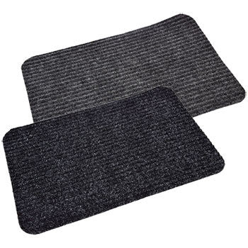 Home Collection Multi-Purpose Gray Floor Mats