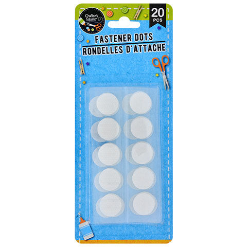 Crafter's Square Fastener Dots, 20-ct. Pack