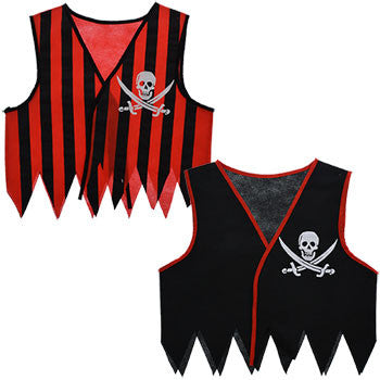 Dress-Up Pirate Vest