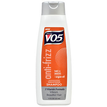 Alberto VO5 Anti-Frizz Smoothing Shampoo, 11-oz. Bottle