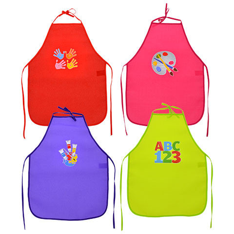 Crafter's Square Colorful Polyester Apron for Kids