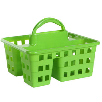 Divided 3-Compartment Plastic Caddy