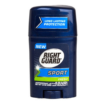 Right Guard Sport Antiperspirant Deodorant with Fresh Scent, 1 oz.